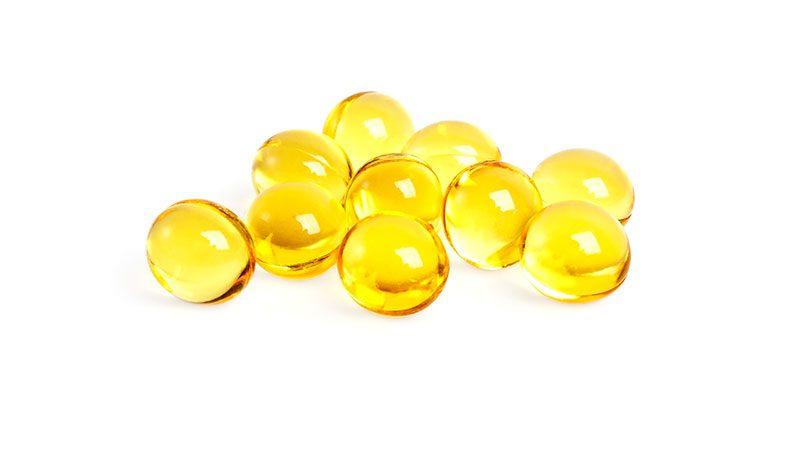kosttilskud og vitaminer