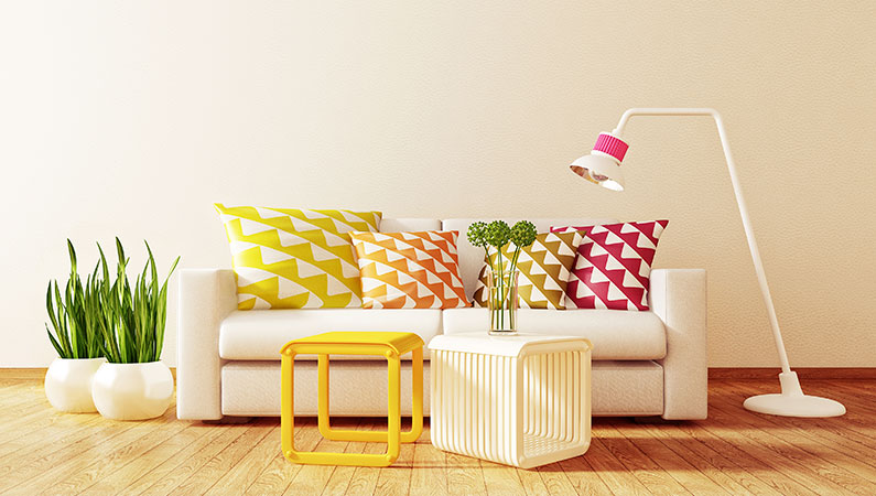 3 kreative ideer til indretning