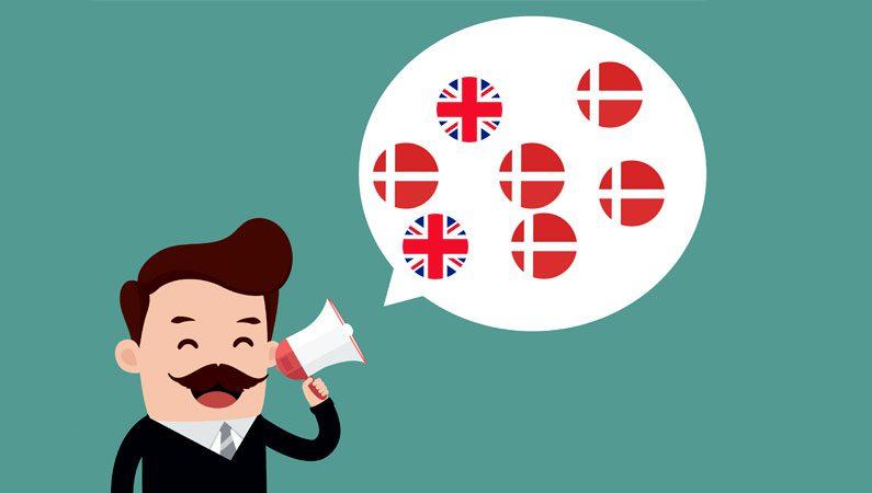 Engelske ord i dansk
