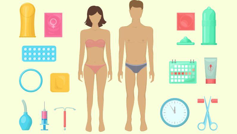 Prævention til mænd og kvinder