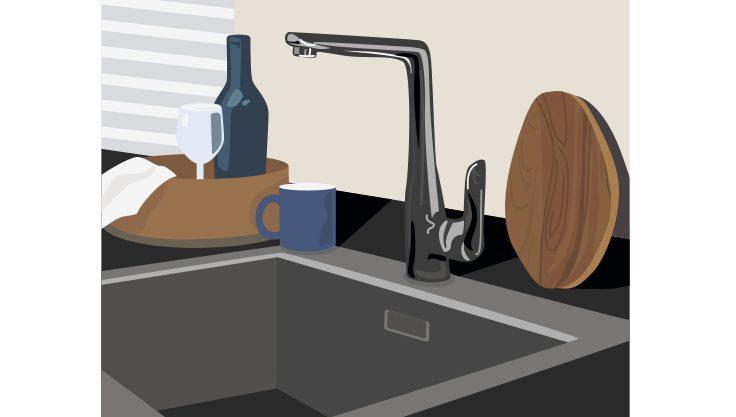 koekkenvask