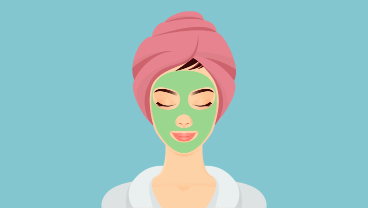 udrensende-ansigtsmaske